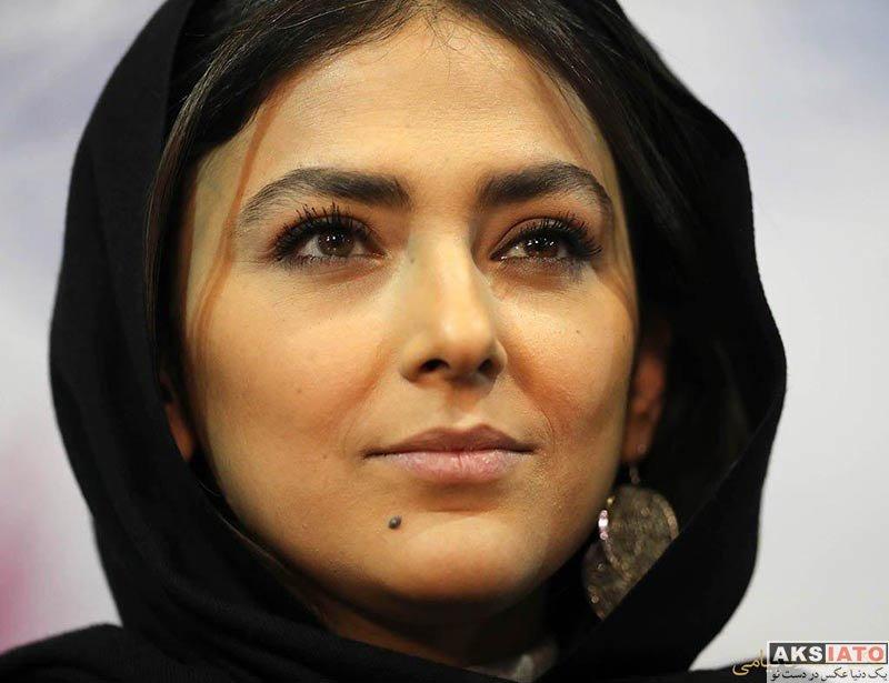 بازیگران بازیگران زن ایرانی  هدی زین العابدین در روز پنجم جشنواره فیلم فجر ۳۶ (۸ عکس)