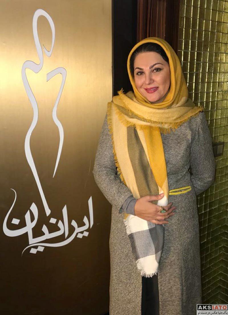 بازیگران بازیگران زن ایرانی  لاله اسکندری در کلینیک زیبایی ایرانیان (2 عکس)