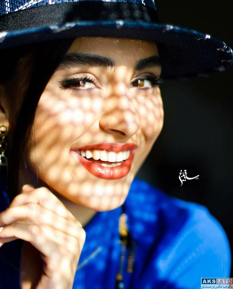 بازیگران عکس آتلیه و استودیو  عکس های آتلیه لاله مرزبان بازیگر سریال آنام (4 تصویر)