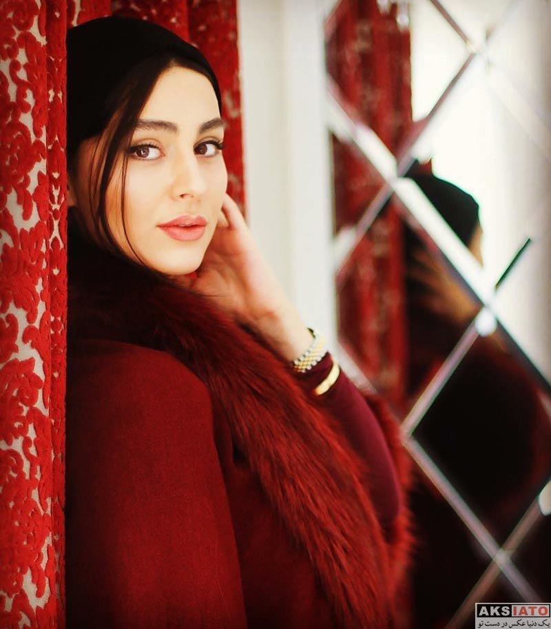 عکس آتلیه و استودیو  عکس های آتلیه لاله مرزبان بازیگر سریال آنام (4 تصویر)