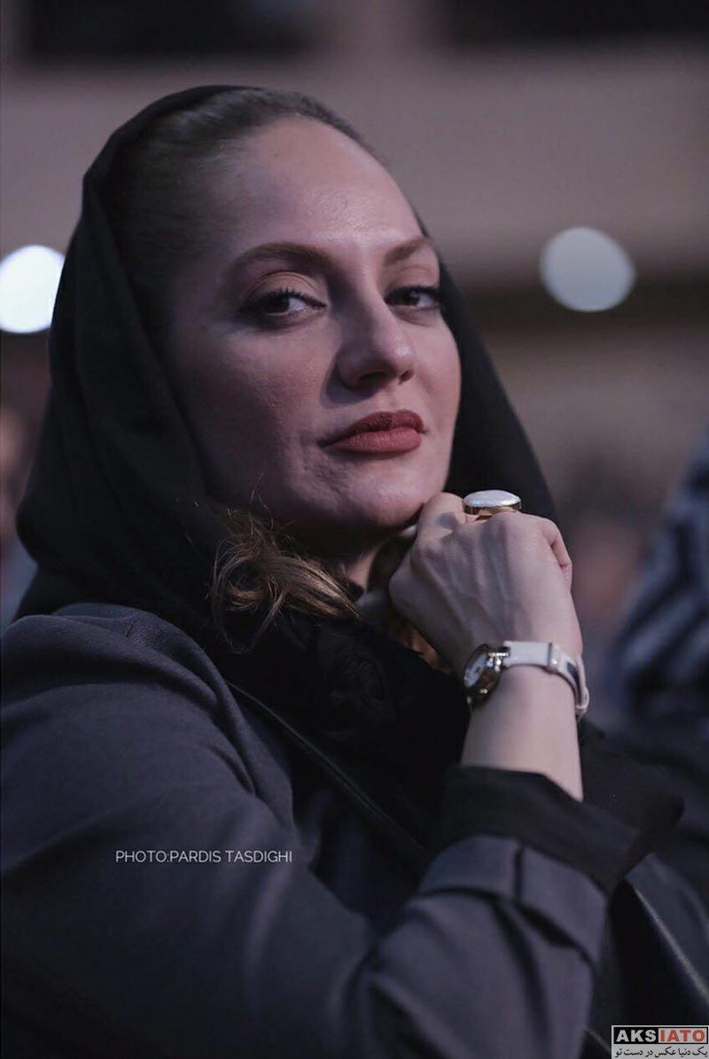 بازیگران بازیگران زن ایرانی  مهناز افشار در اختتامیه سی و ششمین جشنواره فیلم فجر (۴ عکس)