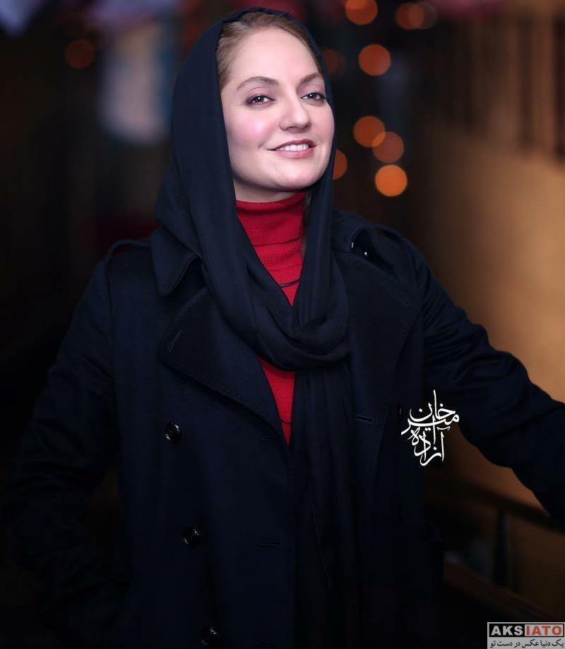 بازیگران بازیگران زن ایرانی  مهناز افشار در برنامه اینترنتی سی و پنج (4 عکس)