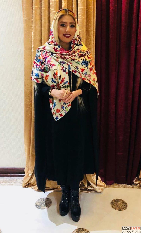 بازیگران بازیگران زن ایرانی  عکس های مهسا کاشف بازیگر سریال آنام در بهمن ۹۶ (۸ تصویر)