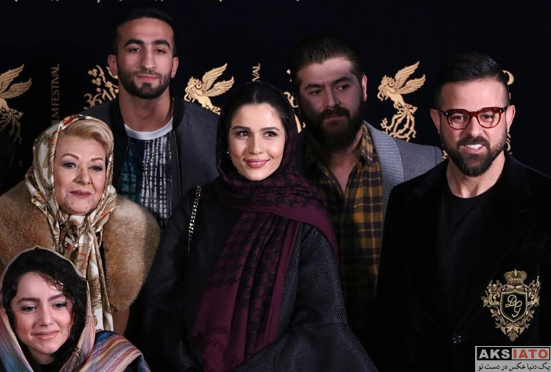 بازیگران جشنواره فیلم فجر  مرجان اتفاقیان در روز پنجم جشنواره فیلم فجر 36 (7 عکس)