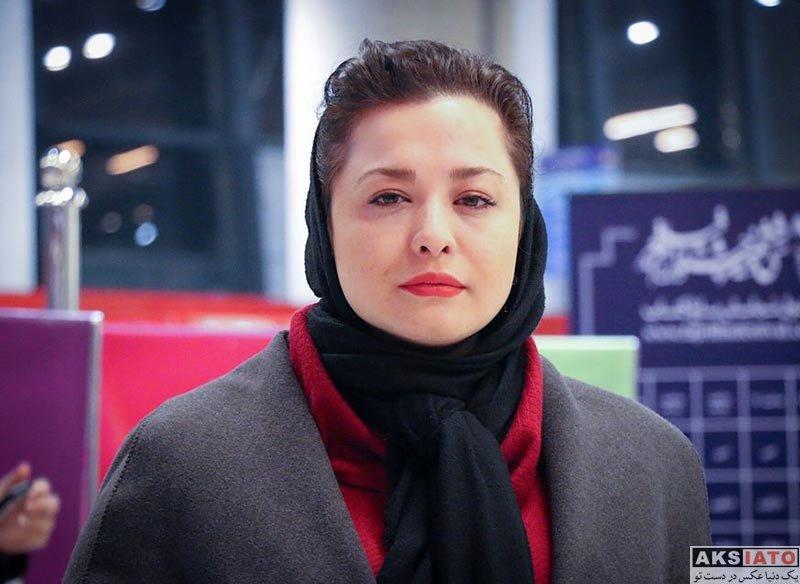 بازیگران جشنواره فیلم فجر  مهراوه شریفی نیا در روز پنجم 36مین جشنواره فیلم فجر (2 عکس)