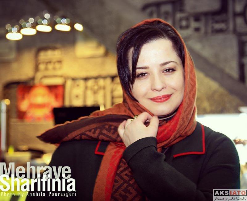 بازیگران جشنواره فیلم فجر  مهراوه شریفی نیا در روز چهارم جشنواره فیلم فجر ۳۶ (5 عکس)
