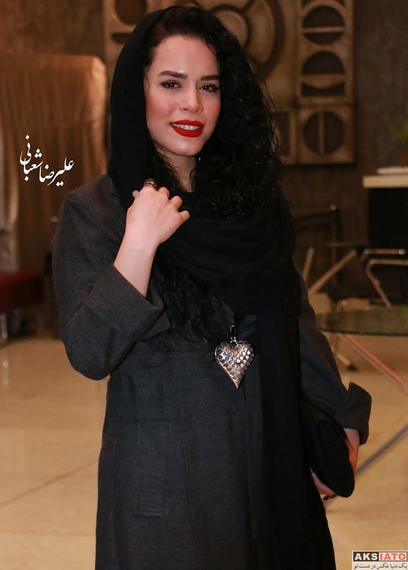 بازیگران بازیگران زن ایرانی  ملیکا شریفی نیا در اکران خصوصی فیلم در وجه حامل (6 عکس)