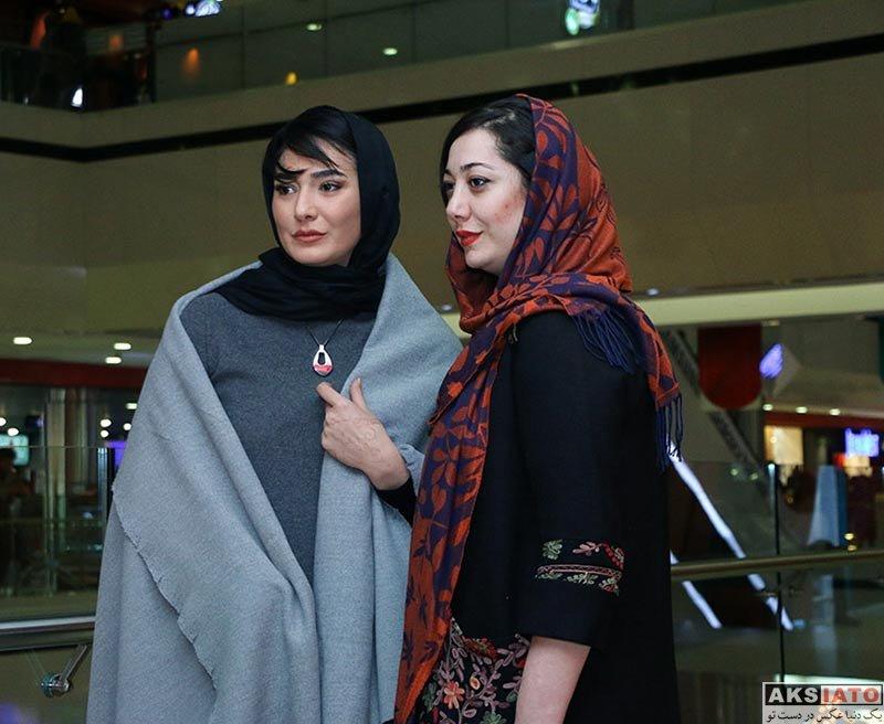 بازیگران جشنواره فیلم فجر  مینا وحید در روز ششم جشنواره فیلم فجر ۳۶ (3 عکس)