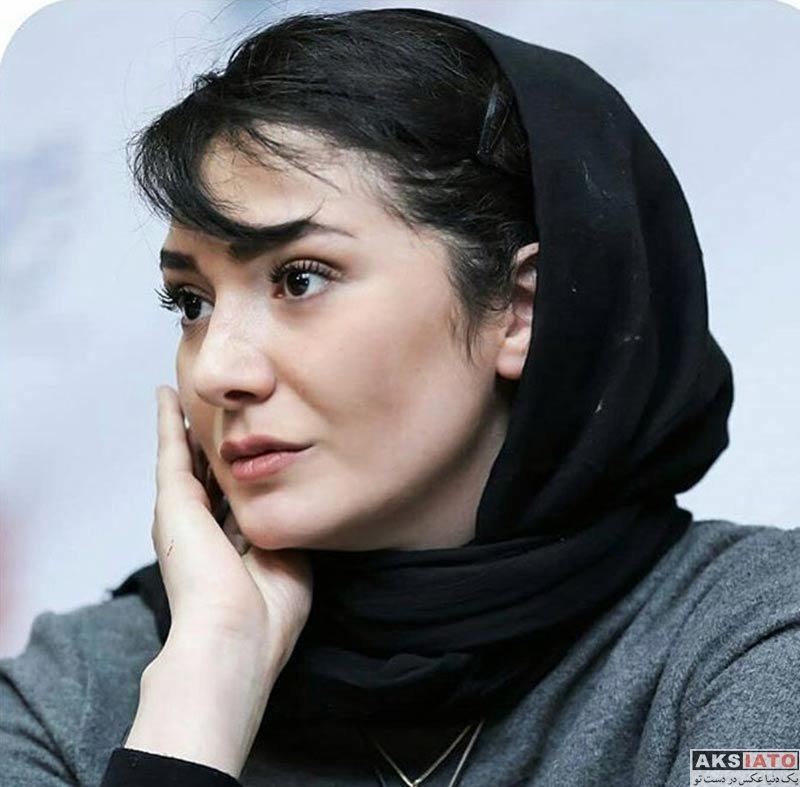بازیگران جشنواره فیلم فجر  مینا وحید در روز هفتم جشنواره فیلم فجر ۳۶ (۱۰ عکس)