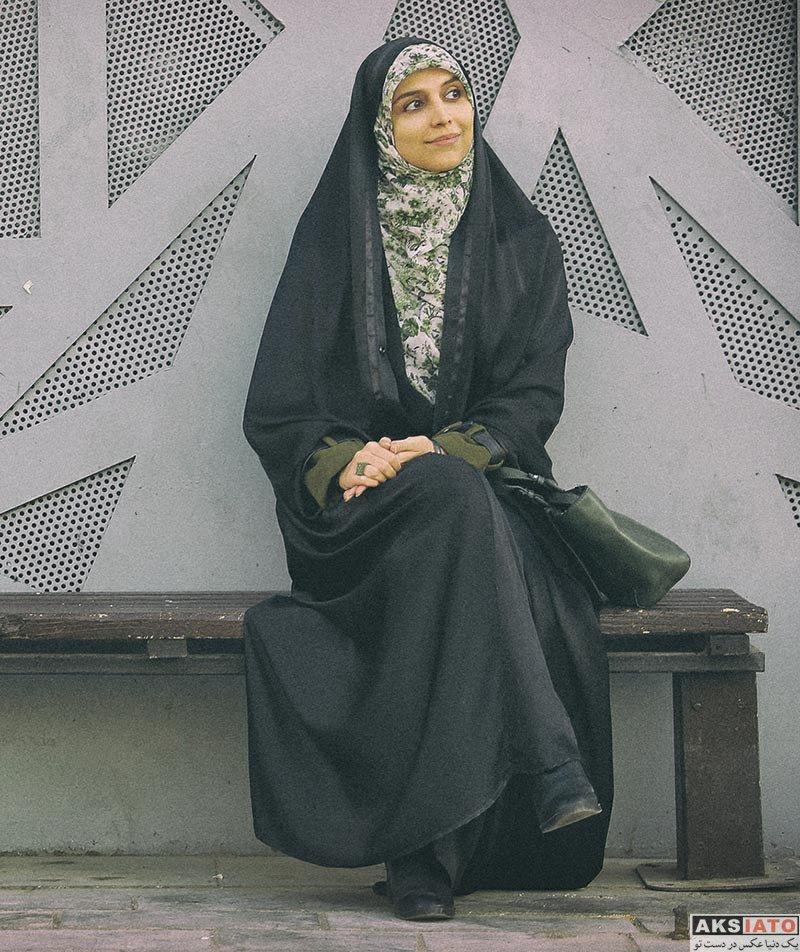 بازیگران مجریان  عکس های خاص مژده لواسانی در بهمن ماه 96 (4 تصویر)