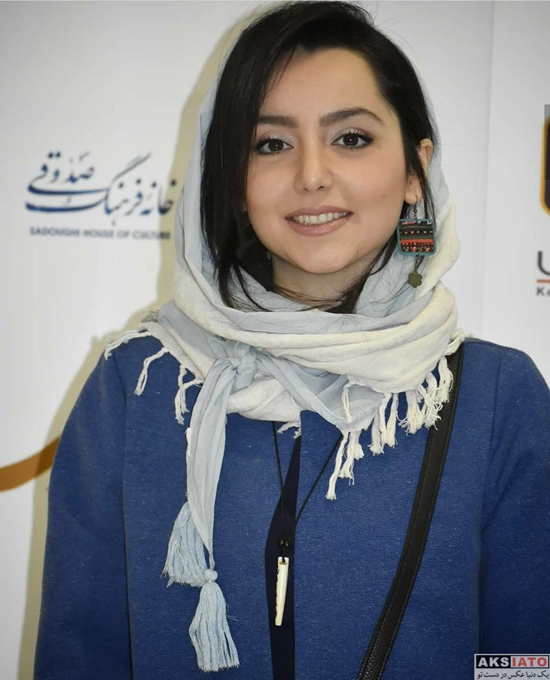 بازیگران بازیگران زن ایرانی نازنین بیاتی در اولین اکران مردمی فیلم مادری (6 عکس)