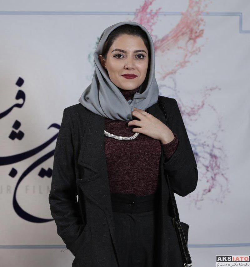 بازیگران جشنواره فیلم فجر  ندا عقیقی در روز هشتم جشنواره فیلم فجر ۳۶ (6 عکس)