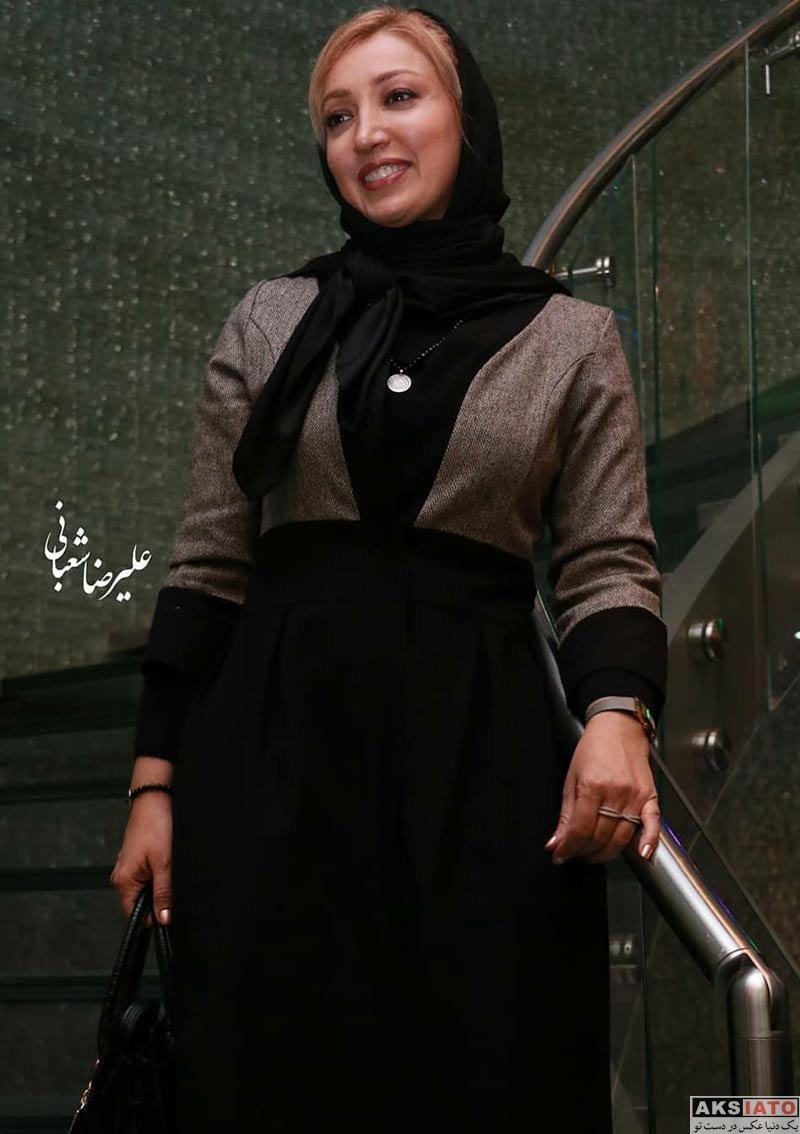 بازیگران بازیگران زن ایرانی نگار عابدی در اکران خصوصی فیلم در وجه حامل (6 عکس)