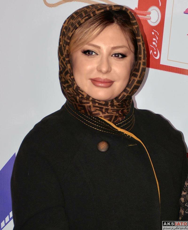 بازیگران بازیگران زن ایرانی  عکس های نیوشا ضیغمی در بهمن ماه ۹۶ (8 تصویر)