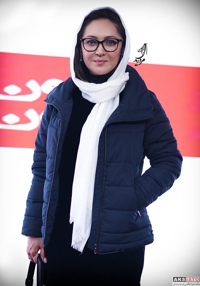 بازیگران بازیگران زن ایرانی  نیکی کریمی در اکران خصوصی فیلم بدون تاریخ، بدون امضا (6 عکس)