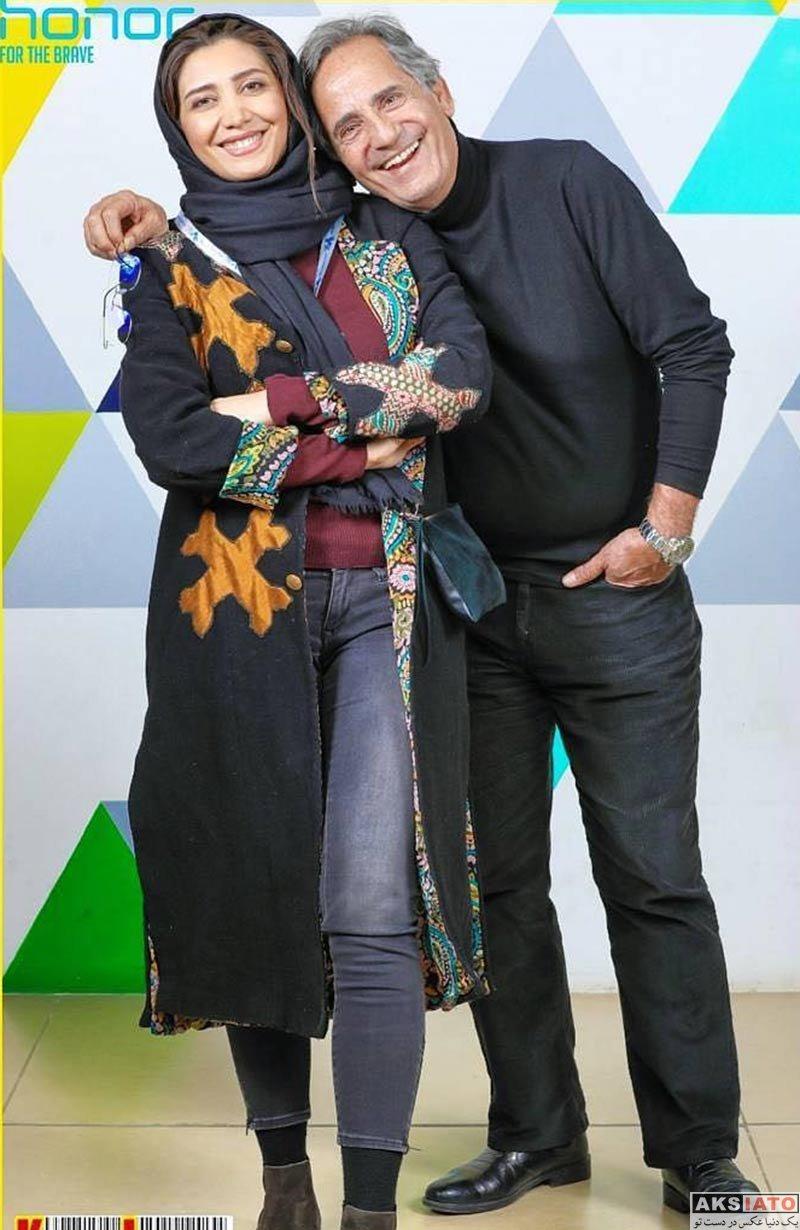 بازیگران بازیگران زن ایرانی  عکس های نیکی مظفری در بهمن ماه ۹۶ (6 تصویر)