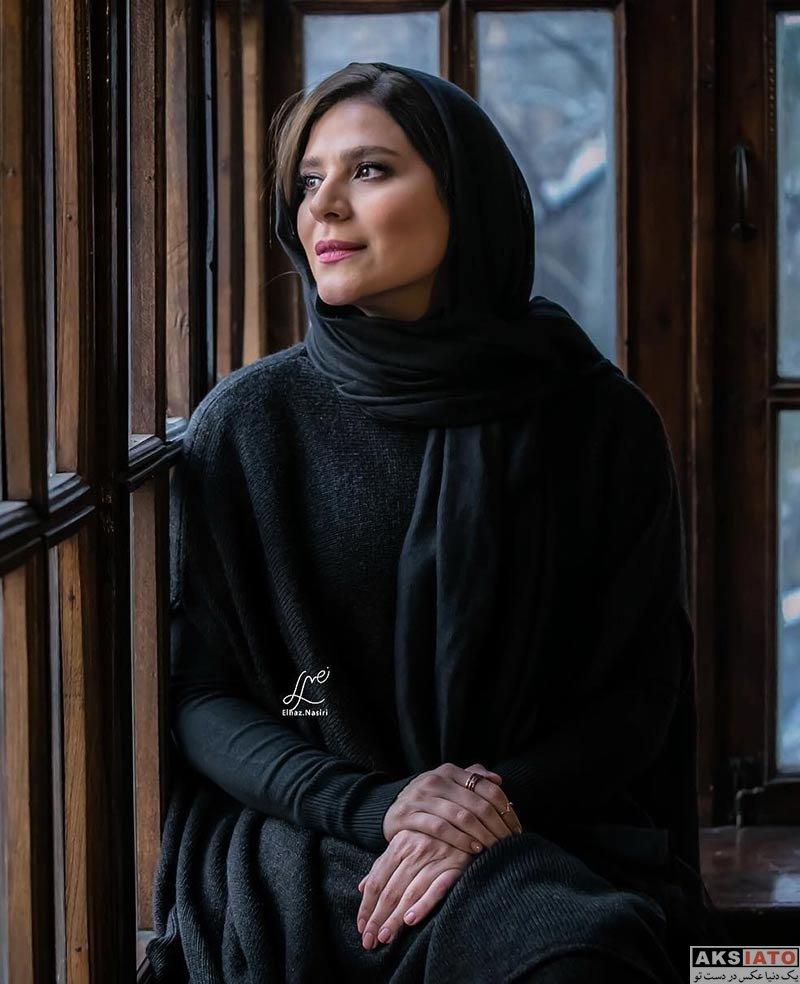 بازیگران بازیگران زن ایرانی  سحر دولتشاهی در برنامه اینترنتی آپاراتچی (3 عکس)