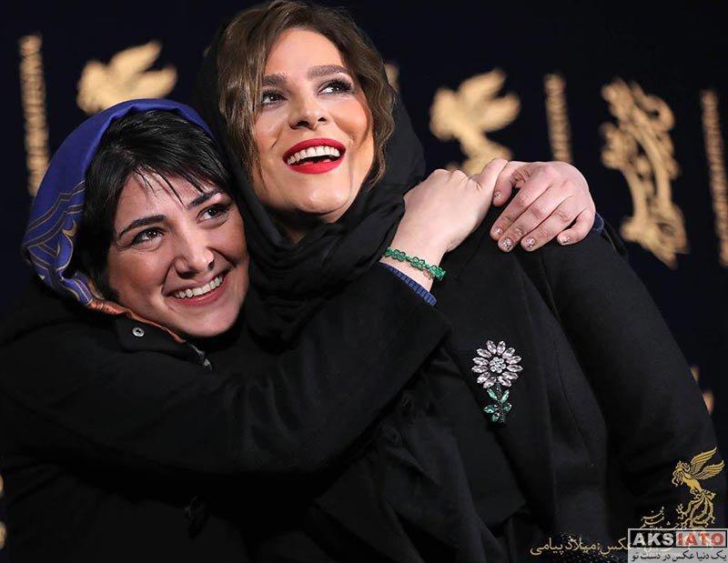 بازیگران جشنواره فیلم فجر  سحر دولتشاهی در روز پنجم جشنواره فیلم فجر ۳۶ (10 عکس)
