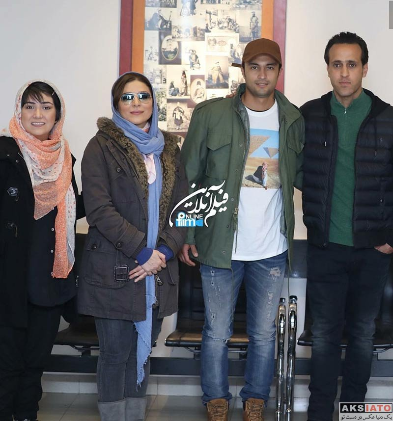 بازیگران جشنواره فیلم فجر  سحر دولتشاهی در اکران فیلم عرق سرد در سینما فرهنگ (3 عکس)