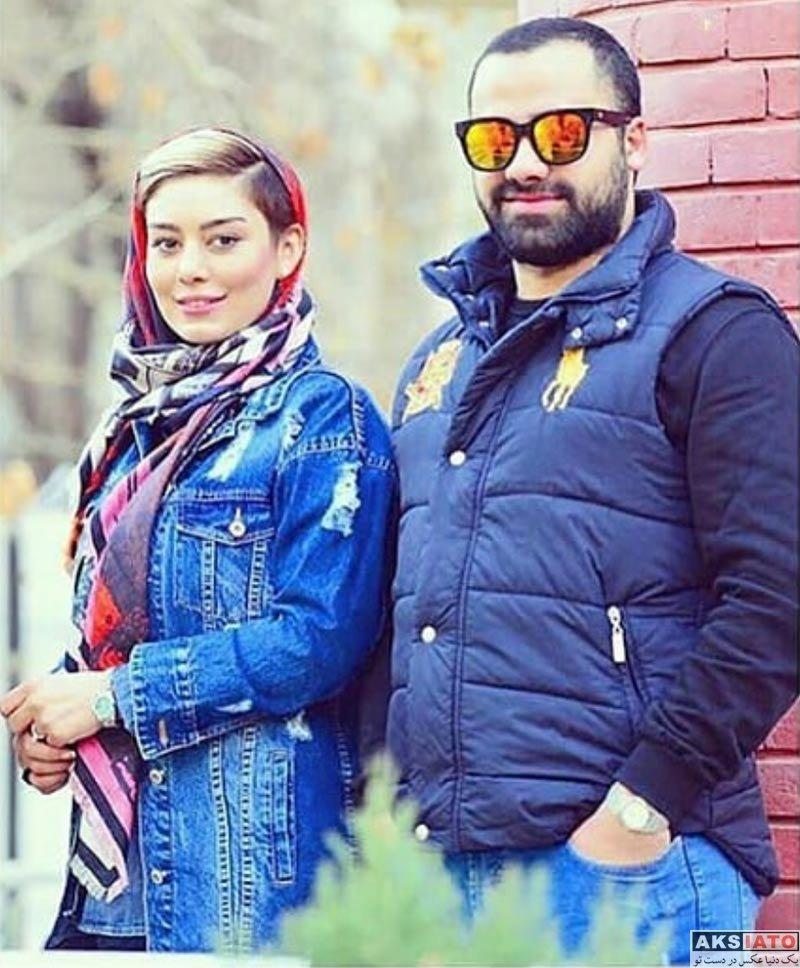 بازیگران بازیگران زن ایرانی عکس های سحر قریشی در بهمن ماه ۹۶ (10 تصویر)