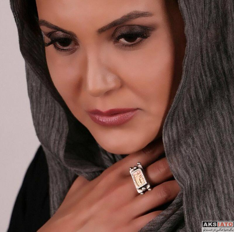 بازیگران بازیگران زن ایرانی  سامیه لک بازیگر نقش آیناز در سریال آنام (8 عکس)