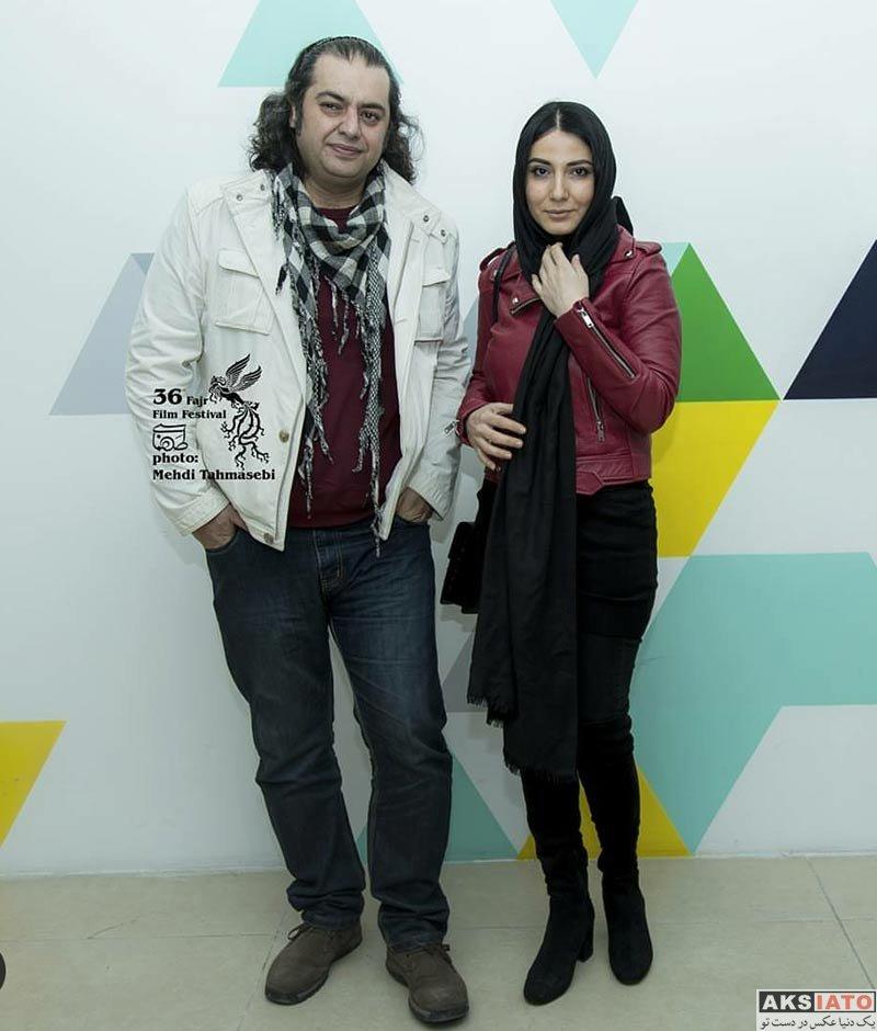 بازیگران جشنواره فیلم فجر  سمیرا حسن پور روز هشتم در جشنواره فیلم فجر ۳۶ (۴ عکس)