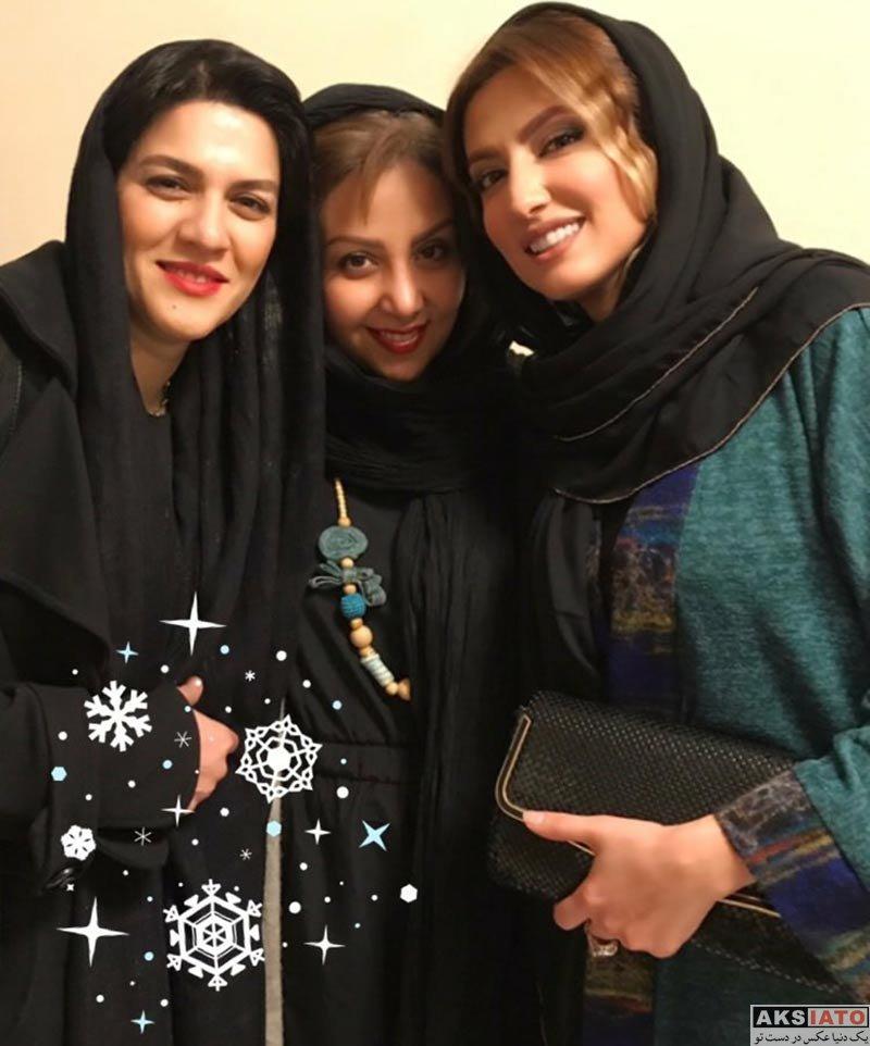 بازیگران بازیگران زن ایرانی  عکس های سمیرا حسینی در بهمن ماه ۹۶ (8 تصویر)