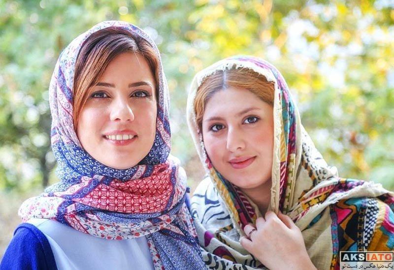 بازیگران بازیگران زن ایرانی  عکس های سارا بهرامی در بهمن ماه ۹۶ (۶ تصویر)