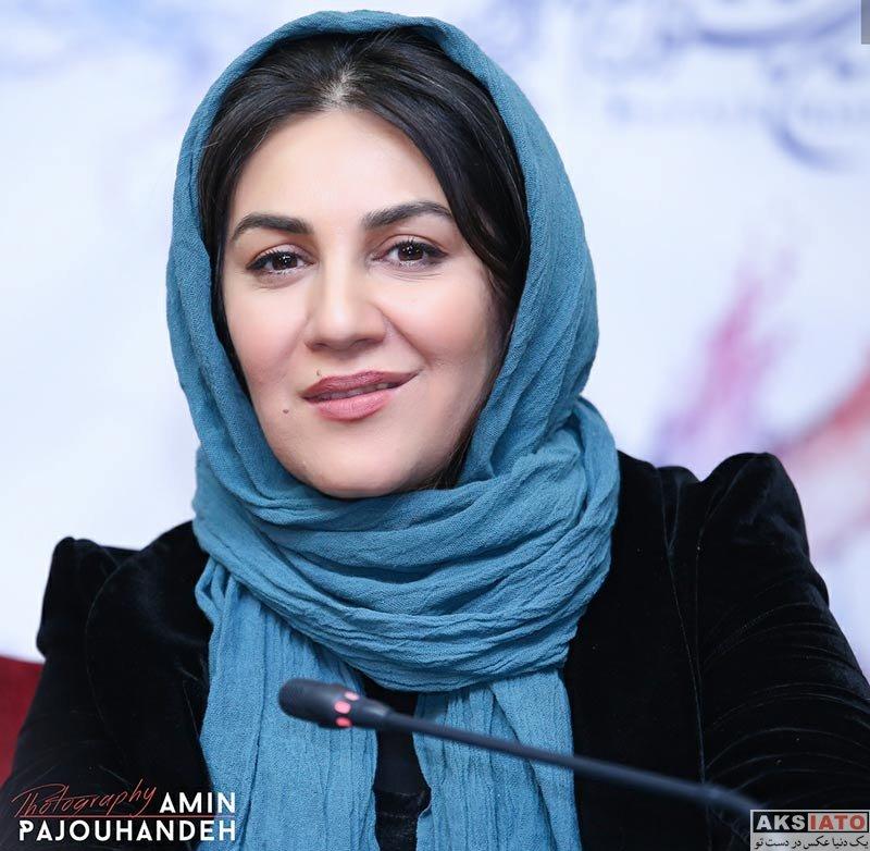 بازیگران جشنواره فیلم فجر  ستاره اسکندری در روز ششم جشنواره فیلم فجر ۳۶ (6 عکس)