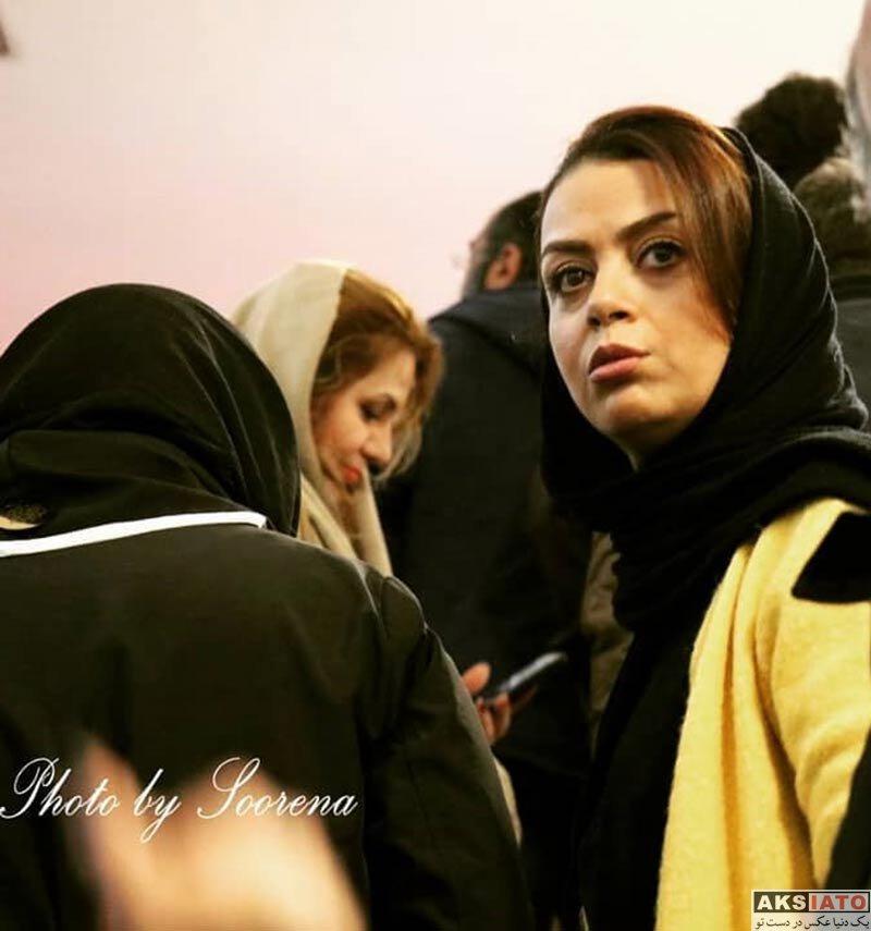 بازیگران بازیگران زن ایرانی  عکس های شبنم فرشادجو در بهمن ماه ۹۶ (۶ تصویر)