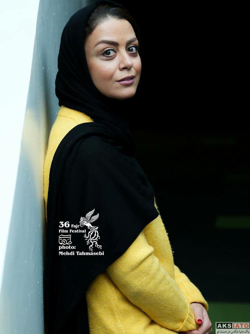 بازیگران جشنواره فیلم فجر  شبنم فرشادجو در روز سوم جشنواره بین المللی فیلم فجر (2 عکس)