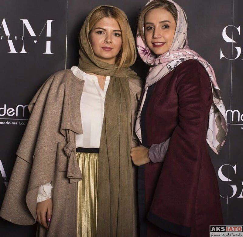 بازیگران بازیگران زن ایرانی  عکس های شبنم قلی خانی در بهمن ماه ۹۶ (۸ تصویر)