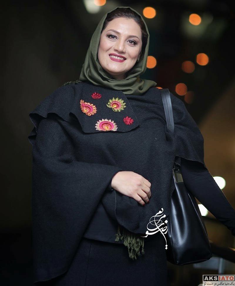 بازیگران جشنواره فیلم فجر  شبنم مقدمی در اکران و نشست خبری فیلم خجالت نکش (۱۰ عکس)