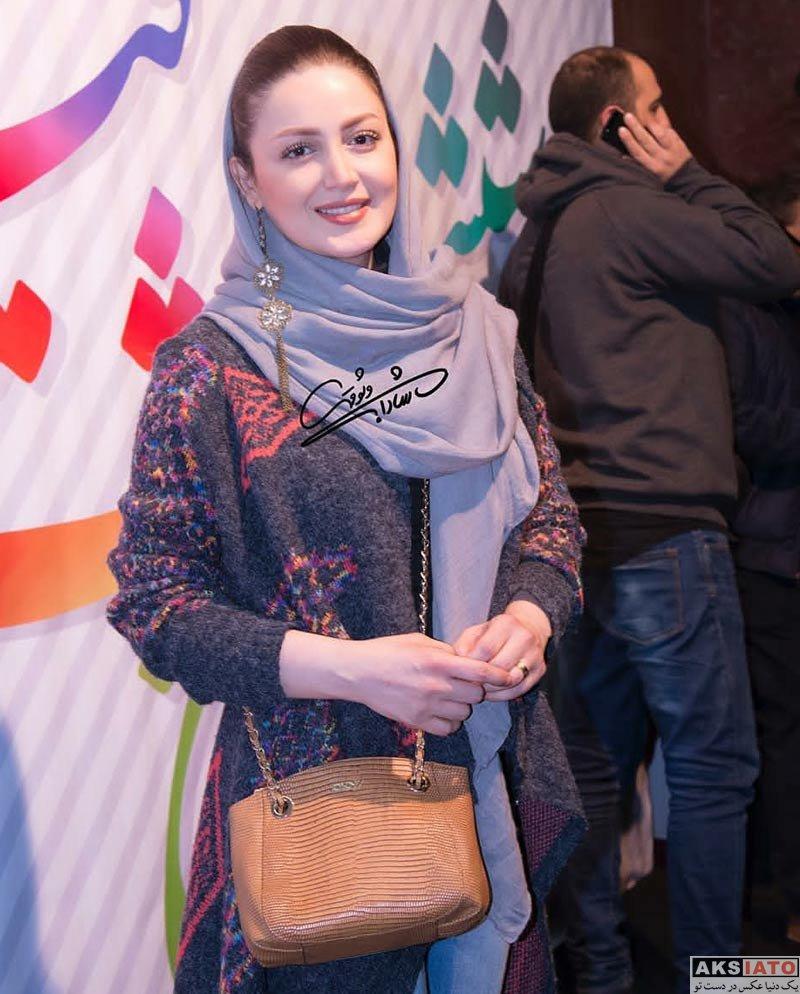 بازیگران جشنواره فیلم فجر  شیلا خداداد در روز نهم جشنواره فیلم فجر ۳۶ (4 عکس)