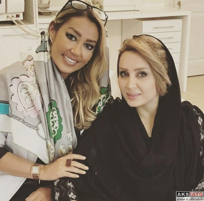 بازیگران بازیگران زن ایرانی  سولماز حصاری بازیگر نقش الناز در سریال هست و نیست (9 عکس)