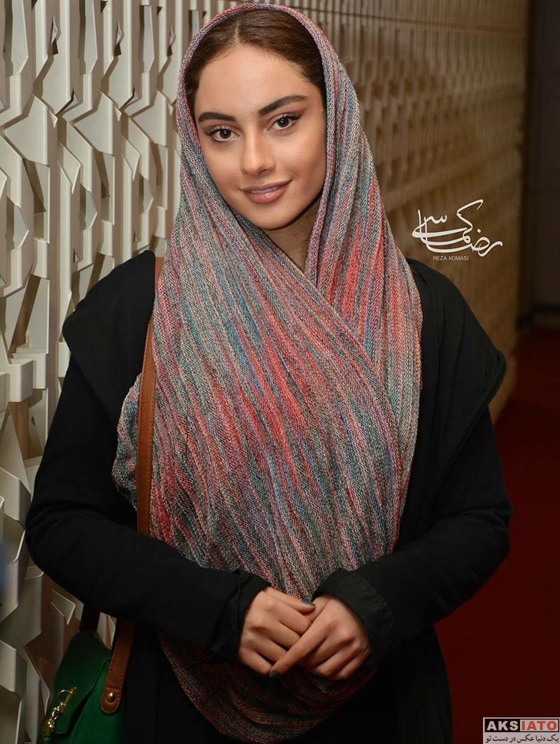 بازیگران جشنواره فیلم فجر  ترلان پروانه در پنجمین روز ۳۶مین جشنواره فیلم فجر (8 عکس)