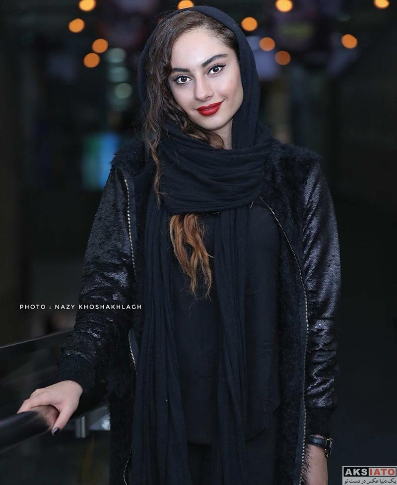 بازیگران جشنواره فیلم فجر  ترلان پروانه در اکران و نشست خبری فیلم جاده قدیم (10 عکس)