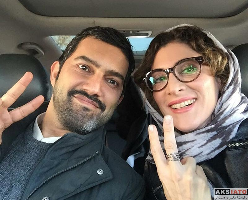بازیگران بازیگران زن ایرانی  عکس های ویشکا آسایش در بهمن ماه ۹۶ (۸ تصویر)