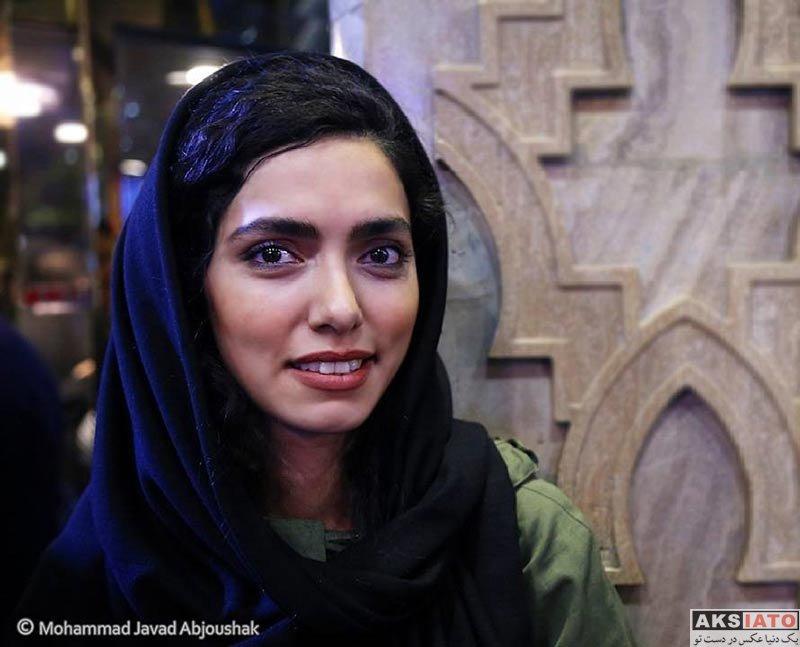 بازیگران بازیگران زن ایرانی  عکس های آزاده سدیری در اسفند ماه ۹۶ (6 تصویر)