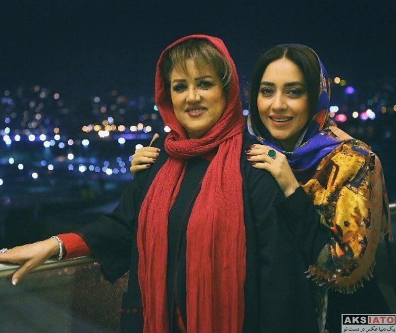 بازیگران بازیگران زن ایرانی  عکس های بهاره کیان افشار در اسفند ماه ۹۶ (10 تصویر)