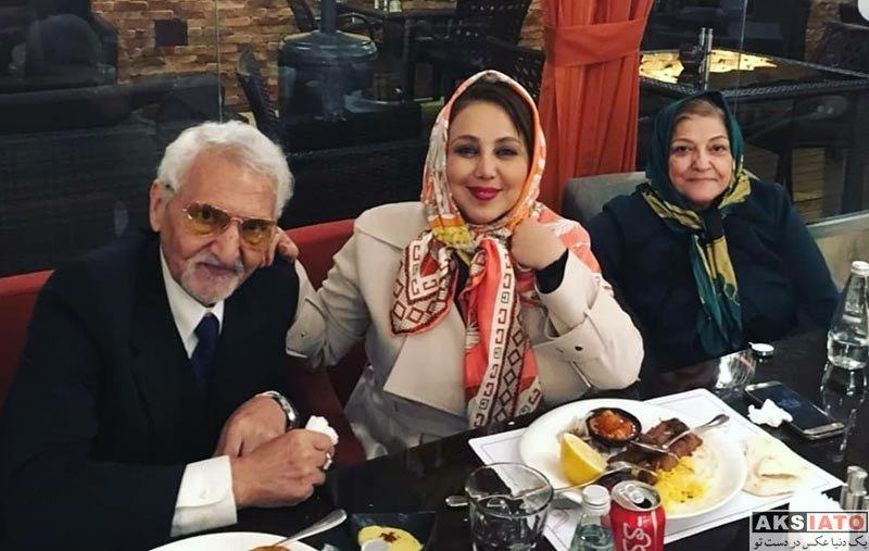 بازیگران بازیگران زن ایرانی  عکس های بهنوش بختیاری در اسفند ماه ۹۶ (10 تصویر)