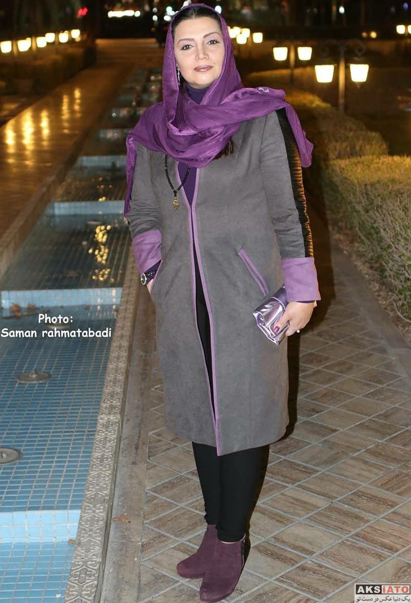 بازیگران بازیگران زن ایرانی  الهام پاوه نژاد در اکران افتتاحیه انیمیشن قلب سیمرغ (4 عکس)