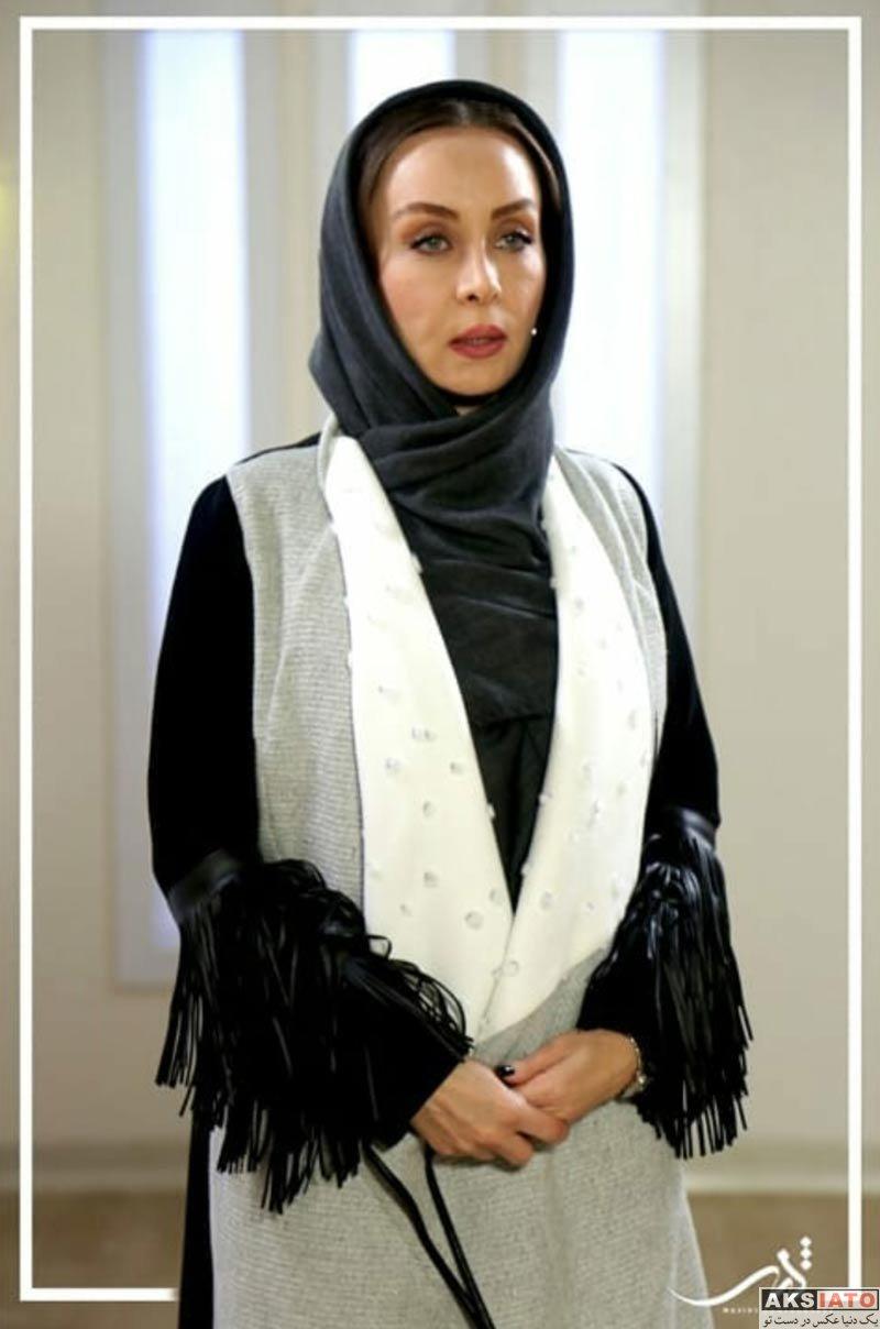 بازیگران بازیگران زن ایرانی  عکس های حدیث فولادوند در اسفند ماه ۹۶ (10 تصویر)