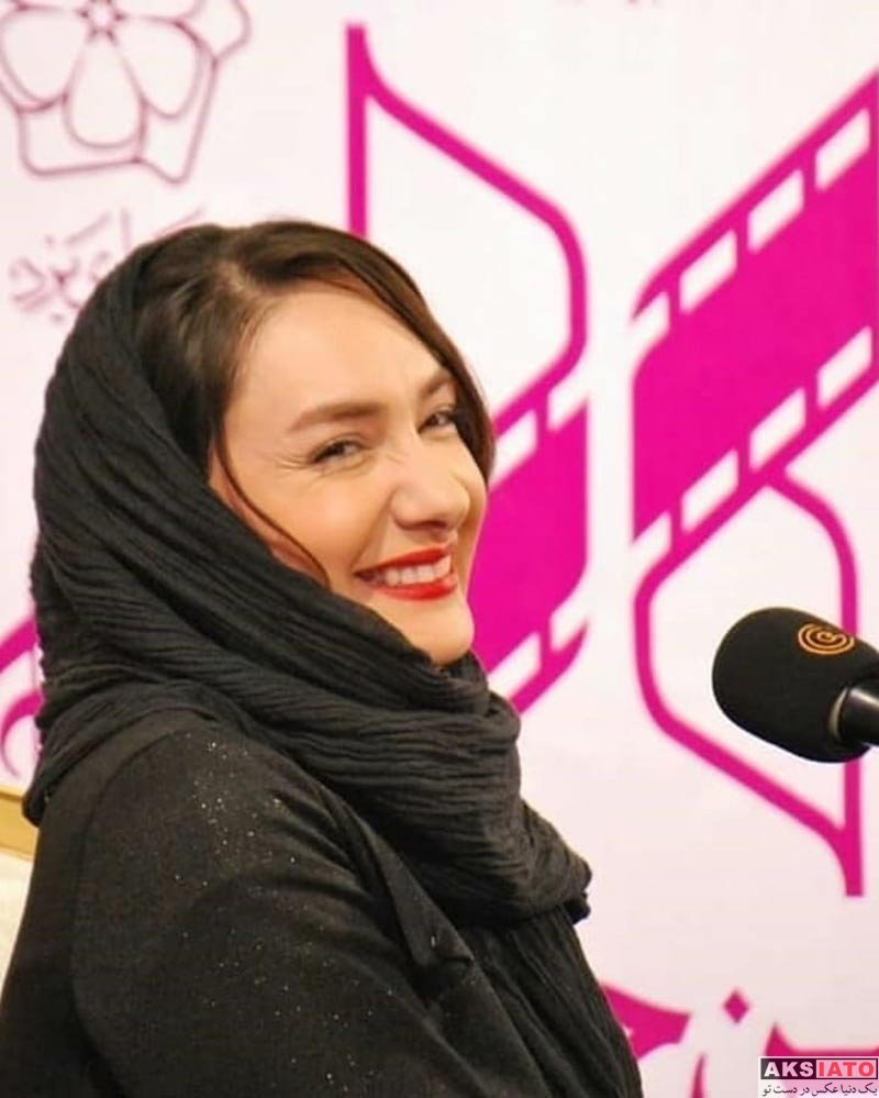 بازیگران بازیگران زن ایرانی  عکس های هانیه توسلی در اسفند ماه ۹۶ (7 تصویر)