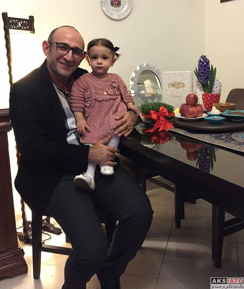 بازیگران  عکس های هدایت هاشمی و همسر و دخترش ویژه نوروز 97