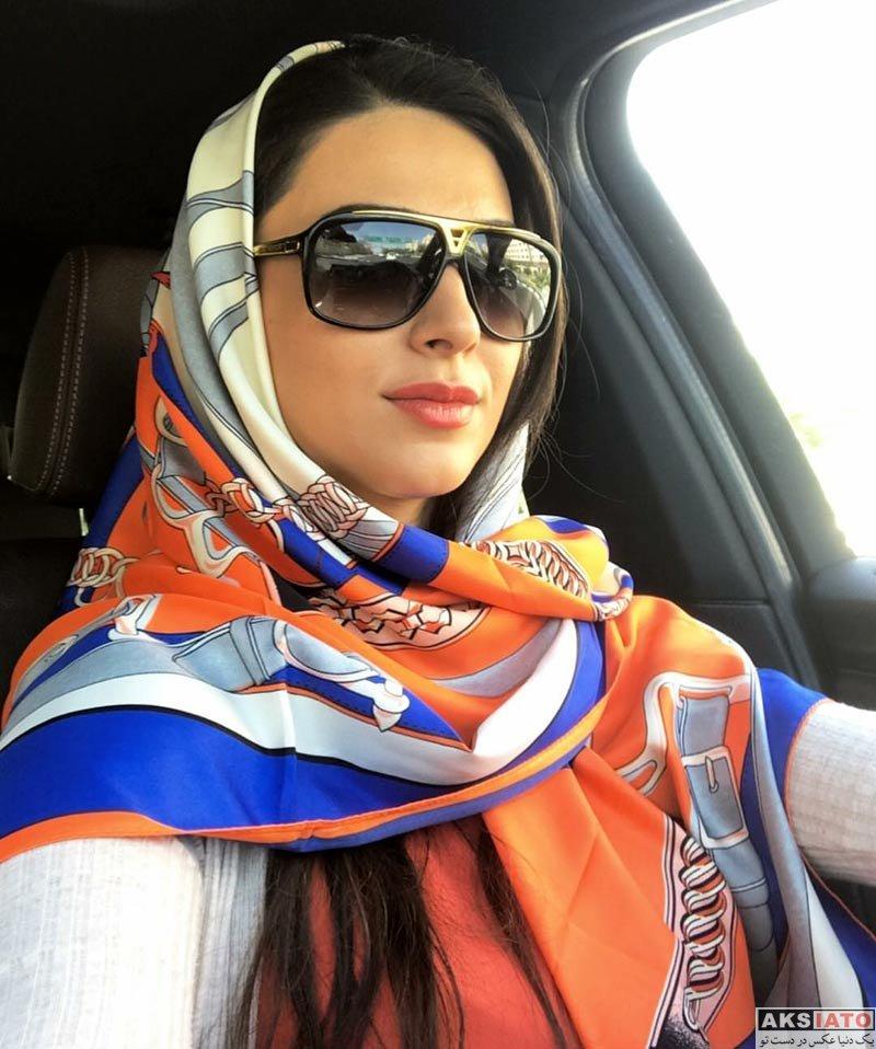 بازیگران بازیگران زن ایرانی  عکس های لاله مرزبان در اسفند ماه ۹۶ (10 تصویر)