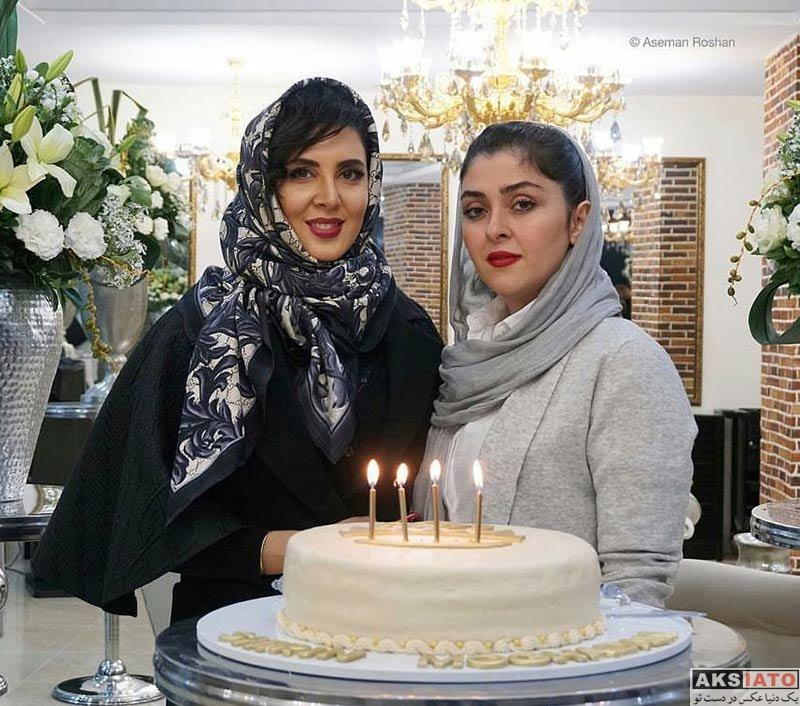بازیگران بازیگران زن ایرانی  عکس های لیلا بلوکات در اسفند ماه ۹۶ (8 تصویر)