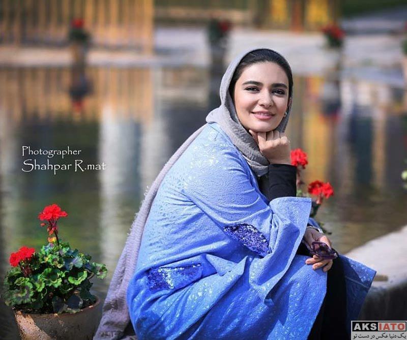 بازیگران بازیگران زن ایرانی  لیندا کیانی در برنامه تحویل سال شبکه دو (3 عکس)