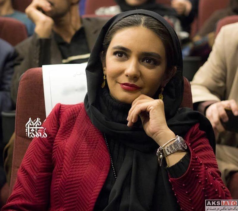 بازیگران بازیگران زن ایرانی  لیندا کیانی در افتتاحیه پردیس سینمایی گلشن (۵ عکس)