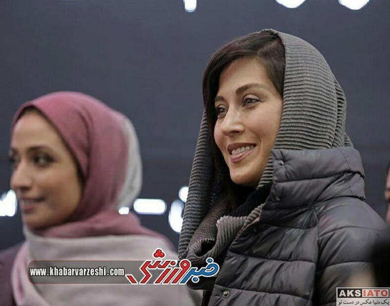 بازیگران بازیگران زن ایرانی  مهتاب کرامتی در رویداد معرفی سفیر گردشگری ایران و تایلند (5 عکس)